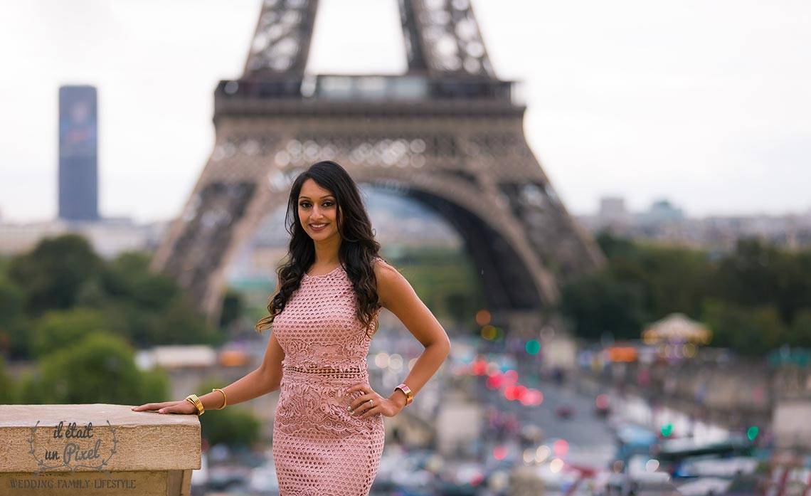 Bachelorette photoshoot in Paris! (EVJF)