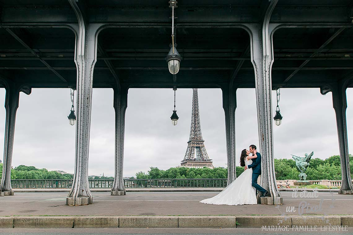 Paris Elopement session Gift Certificate