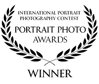 Portrait Photo Award winner